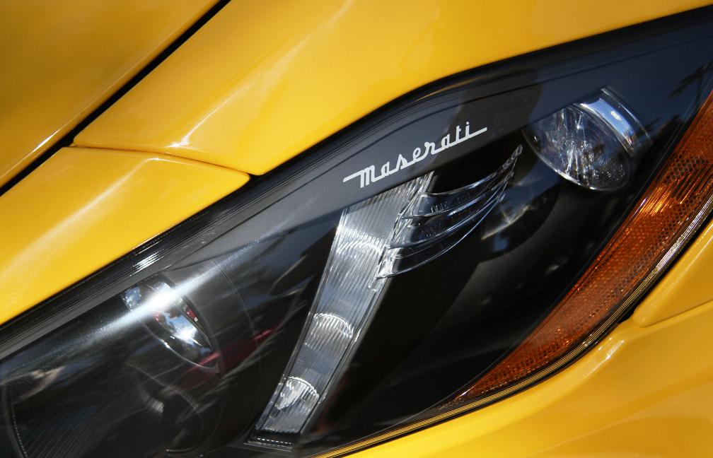 2014 Maserati
