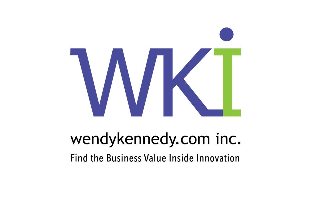 Wendykenned.com: Branding