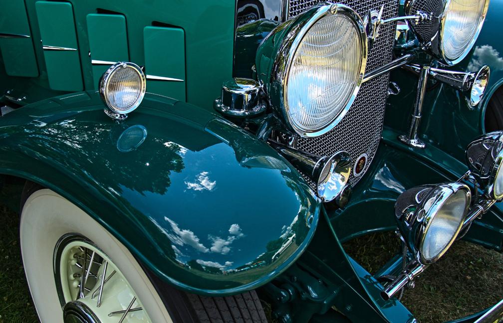 1918 Phaeton V12 Cadillac